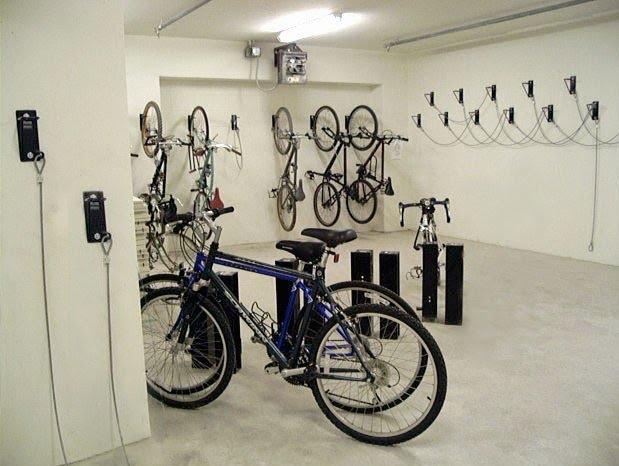 Nyc Bike Storage How To Design Bike Storage Rooms In Nyc