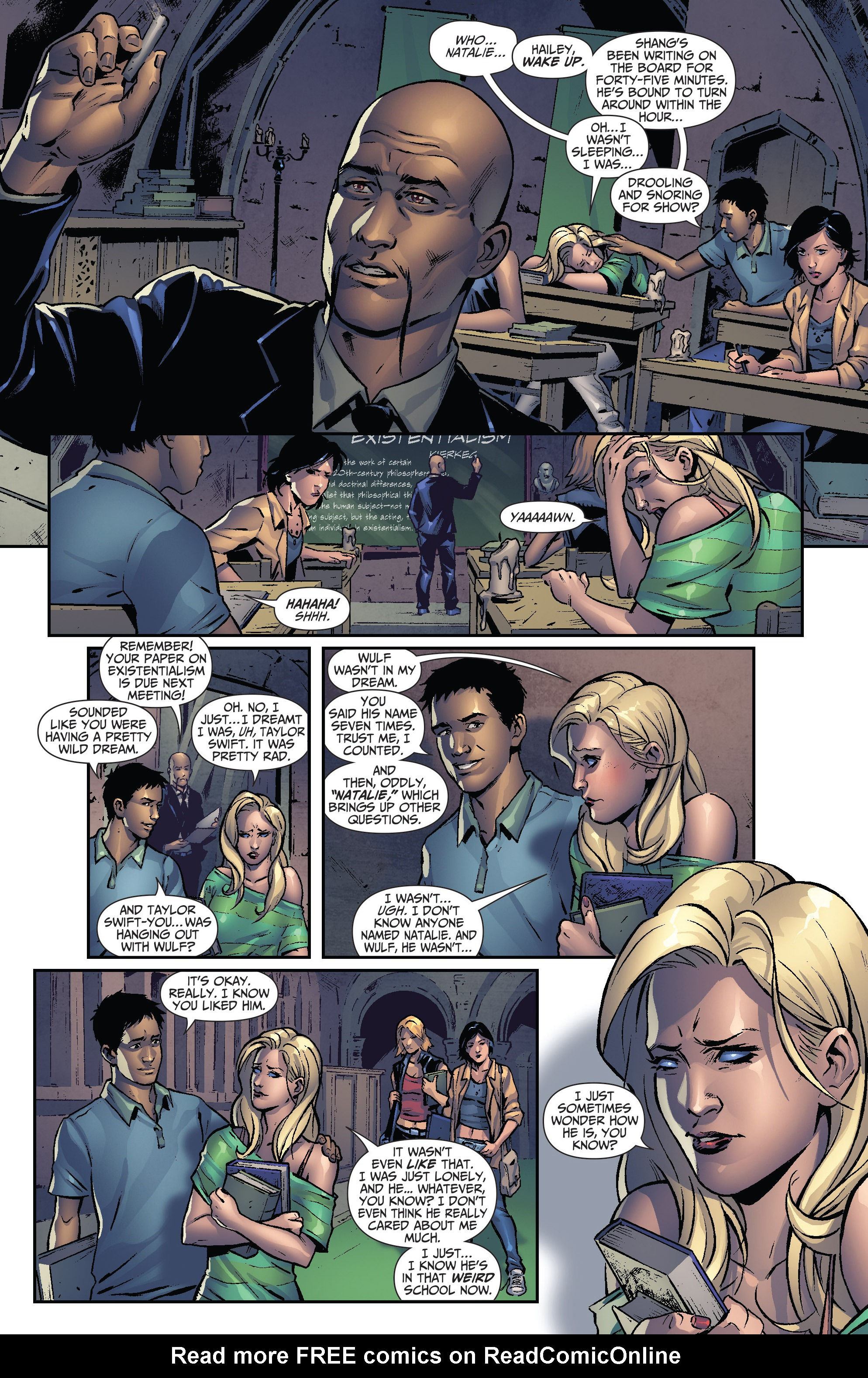 Grimm Fairy Tales (2005) Issue #109 #112 - English 4