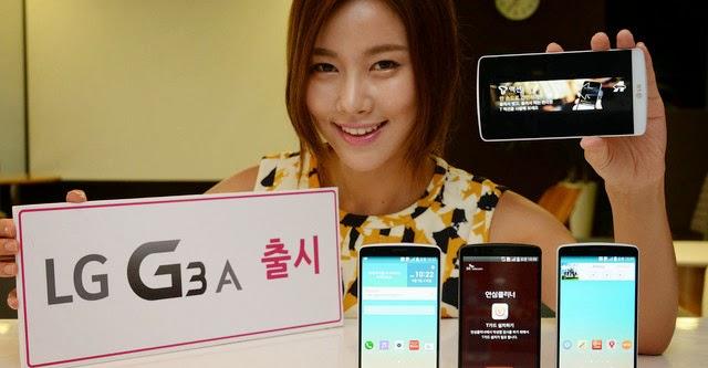 LG G3 biến thể tại Hàn Quốc