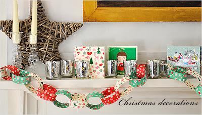 Kit Guirnalda navidad de papel