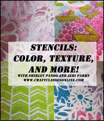 Stencils: Color, Texture, and More!