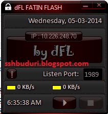 Inject Indosat dFL FATIN Work Maret 2014