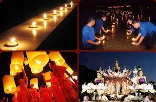 Lanna Crafts - Yee Peng festival