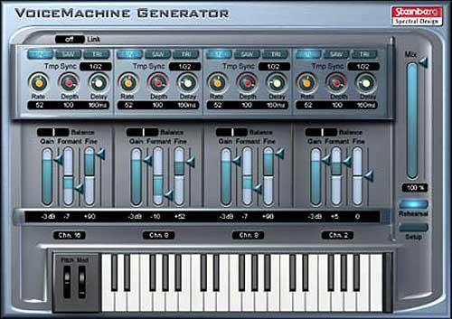 vocal machine