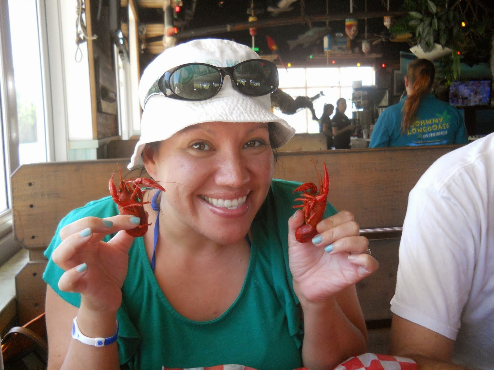 How To Eat Crawfish In 5 Steps (for You Floridians), And Where To Snorkel  In Palm Beach County (for All The Rest Of You)