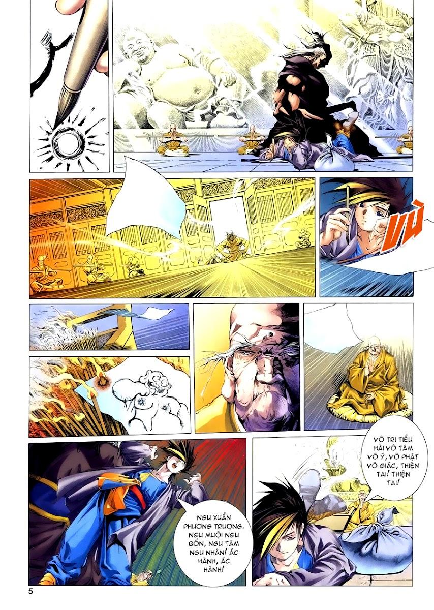 Lục Đạo Thiên Thư chap 1 - Trang 4