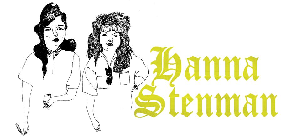 HANNA STENMAN