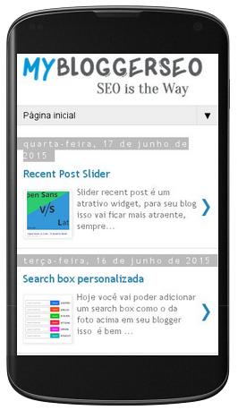 O impacto do algoritmo mobile Google no seu blogger