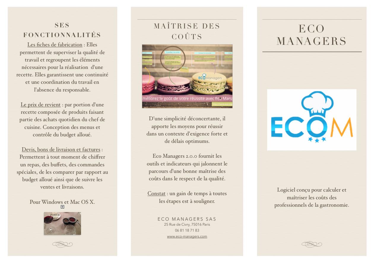 eco managers blog le logiciel de ma trise des co ts par. Black Bedroom Furniture Sets. Home Design Ideas
