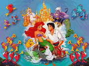 The Little Mermaid. 03 imagens da Ariel,a pequena sereia, da Disney para .