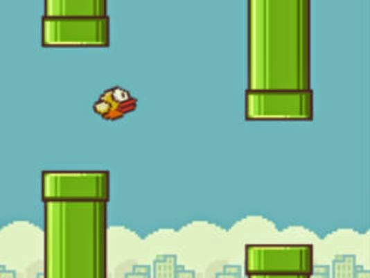 Game Android Terbaik Flappy Bird