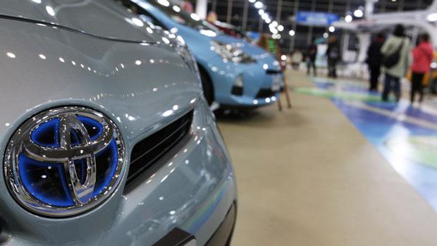 Toyota ritona ad essere il numero 1 al mondo con 9,75 milioni di veicoli venduti nel 2012