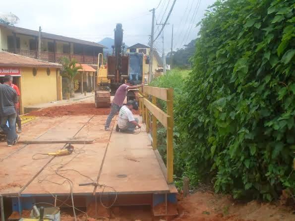 Funcionários da Secretaria de Agricultura fizeram o trabalho em aproximadamente 20 dias
