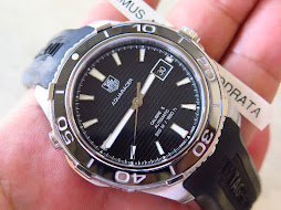 TAG HEUER AQUARACER 500m CERAMIC - AUTOMATIC CALIBRE 5