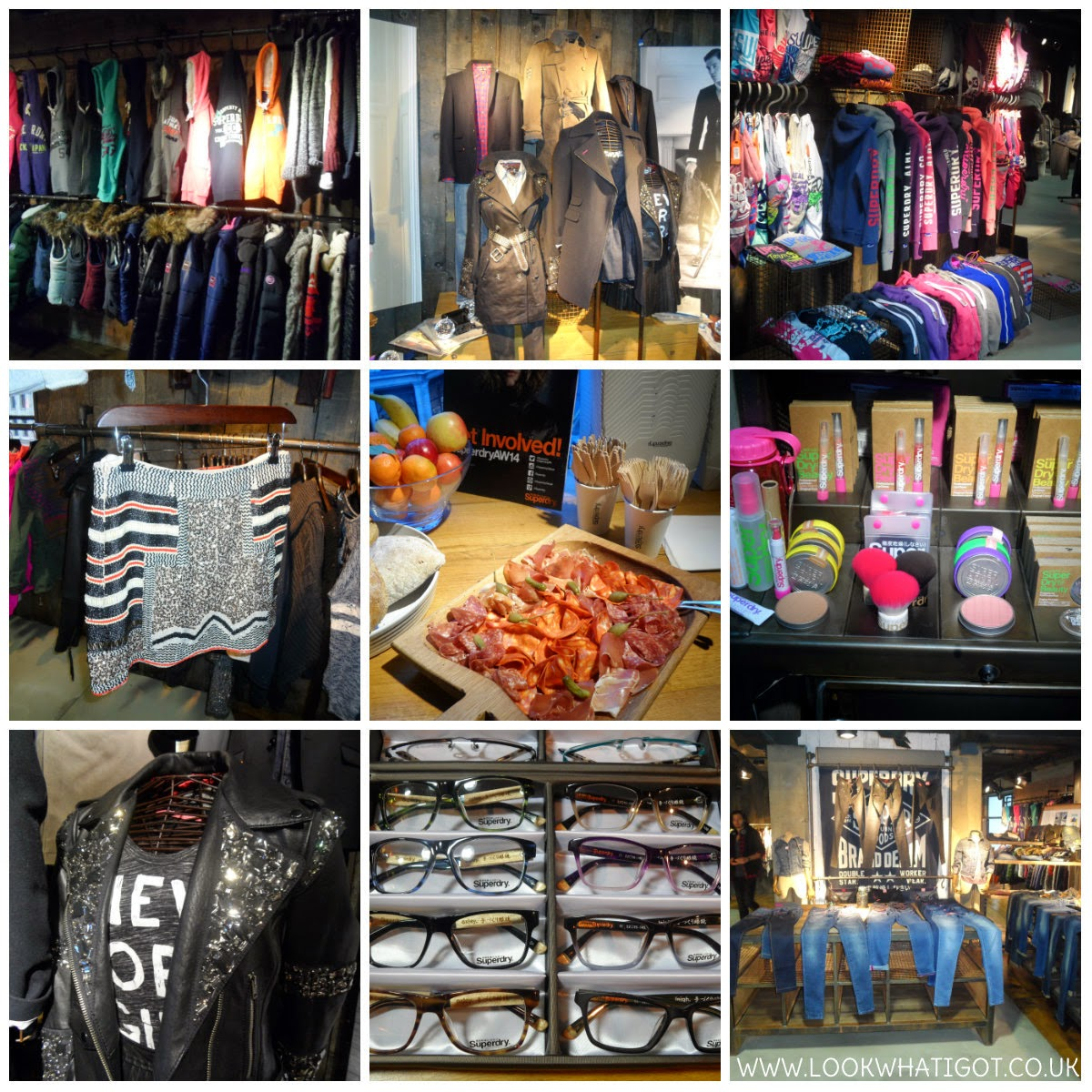 SUPERDRY AW14 PREVIEW