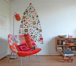 dicas de árvores de natal decoradas
