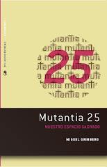 NOVEDAD - MUTANTIA 25