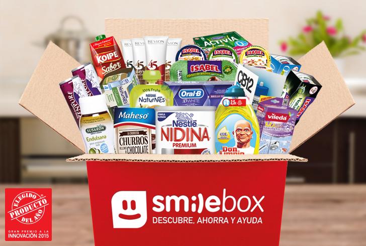 SmileBox Enero 2015: El Producto del Año