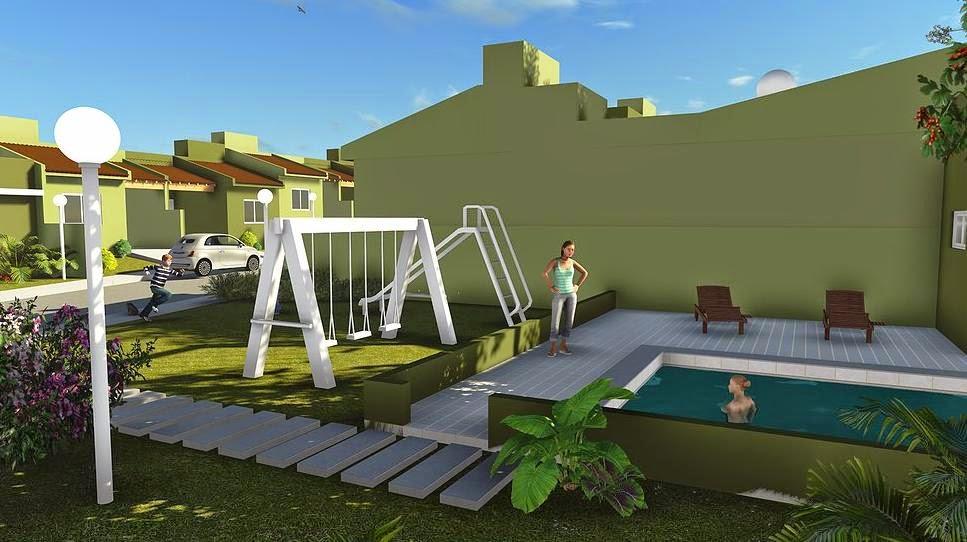 Diario Dos Imoveis De Londrina Condominio Village Petra