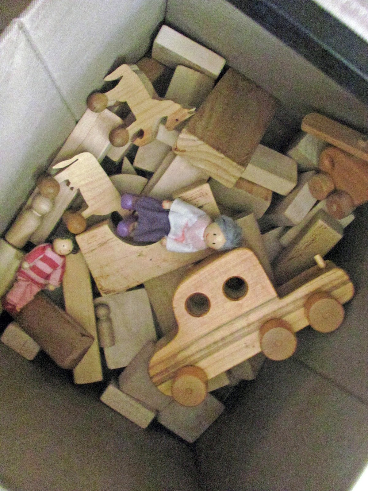 Poor People Toys : Minimal toys how many do my children need