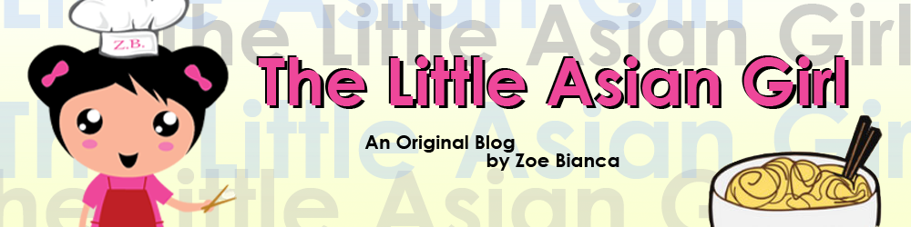The Little Asian Girl