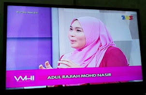 Featured in Wanita Hari Ini TV3. (9/8/2017)