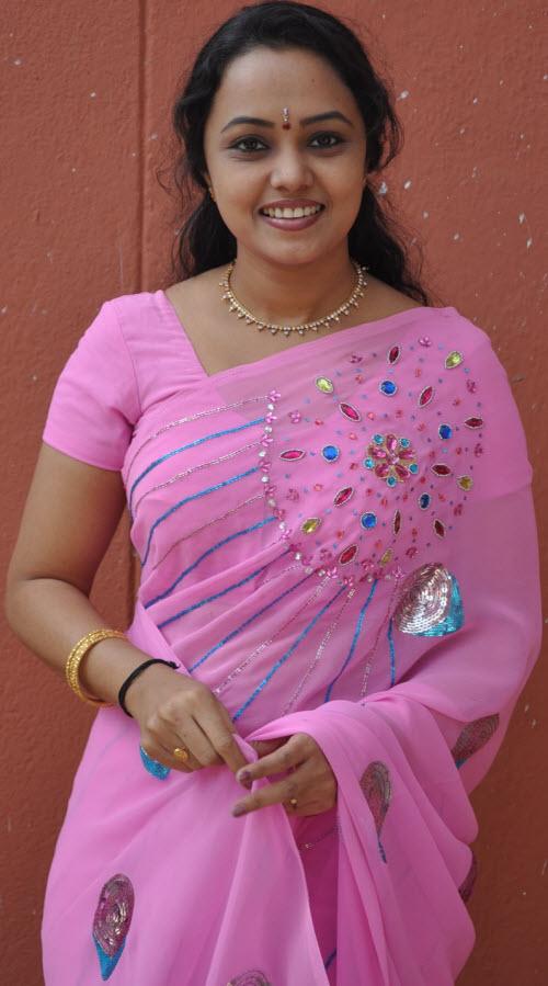 lavanya in saree