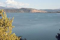 Lake Pamvotis Ioannina Greece