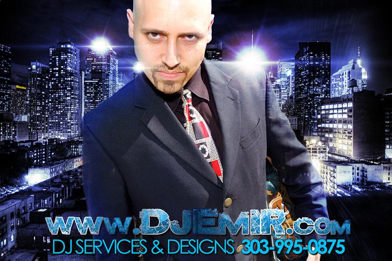 DJ Emir Santana Denver Colorado, New York & Worldwide