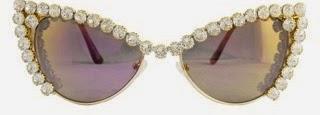 The Crystal Cult's Swarovski crystal embellished eyewear