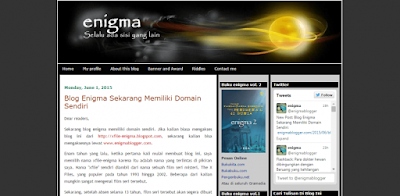 enigmablogger