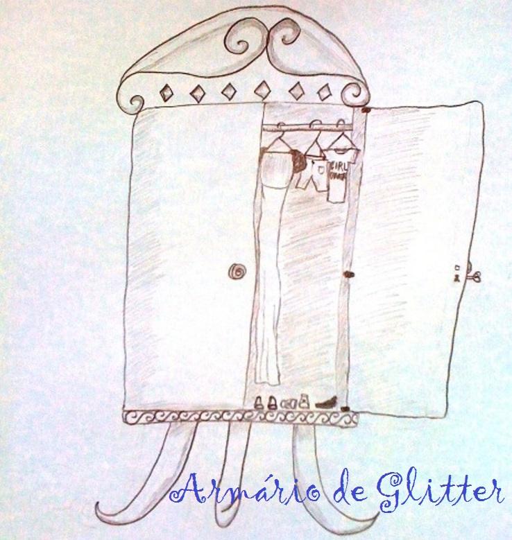 Armário de Glitter