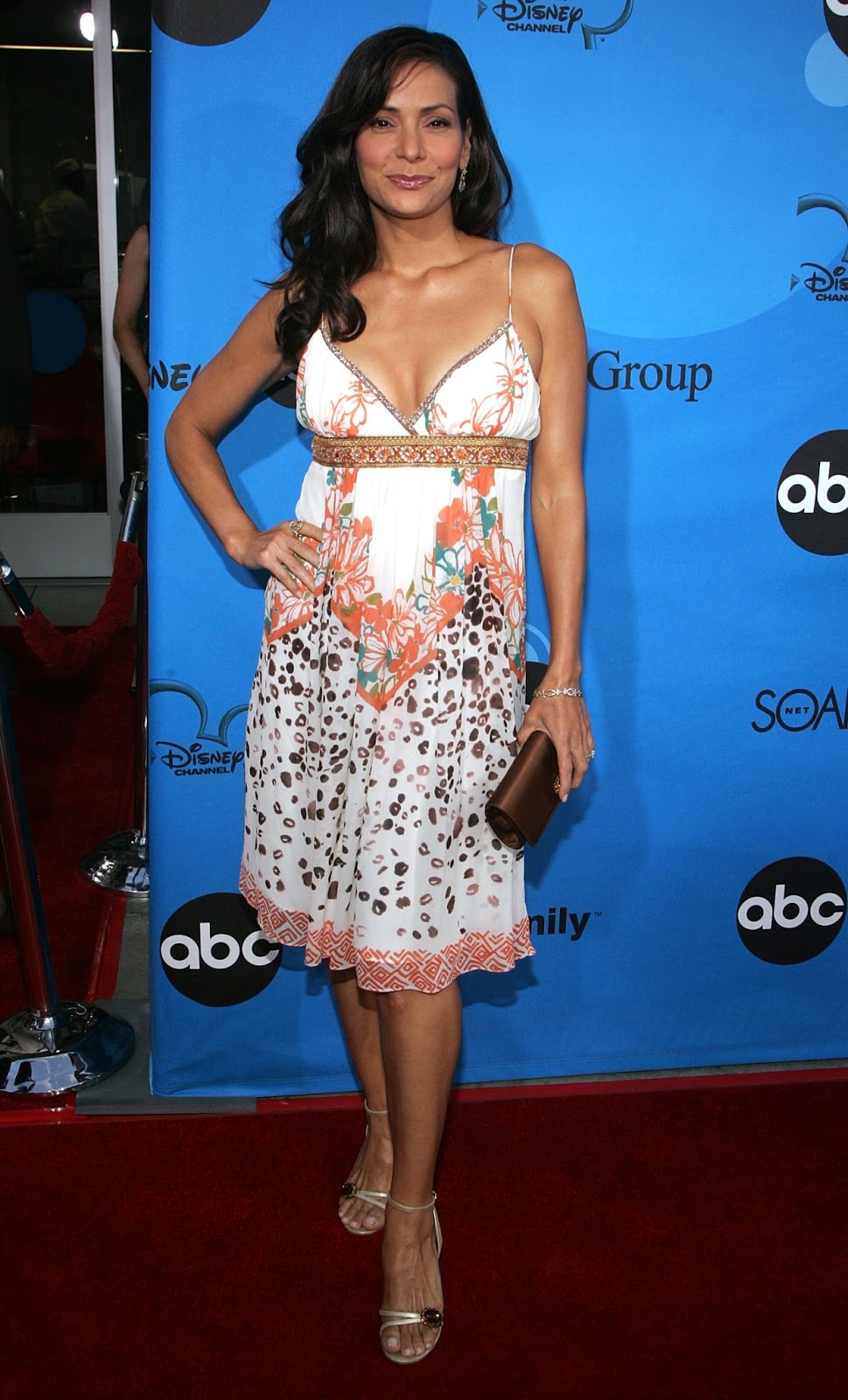 constance marie small boobs