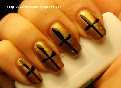 naglar, nails, nagellack, nail polish, nai lat, nai lart sunday