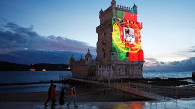 португальцы идут