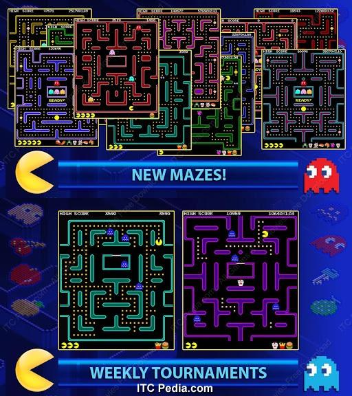 PAC-MAN: Tournaments v1.0.5 Android - P2P