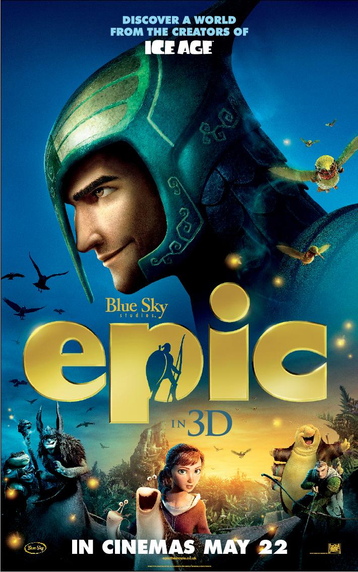 Trận Hùng Chiến Xứ Sở Lá Cây - Epic