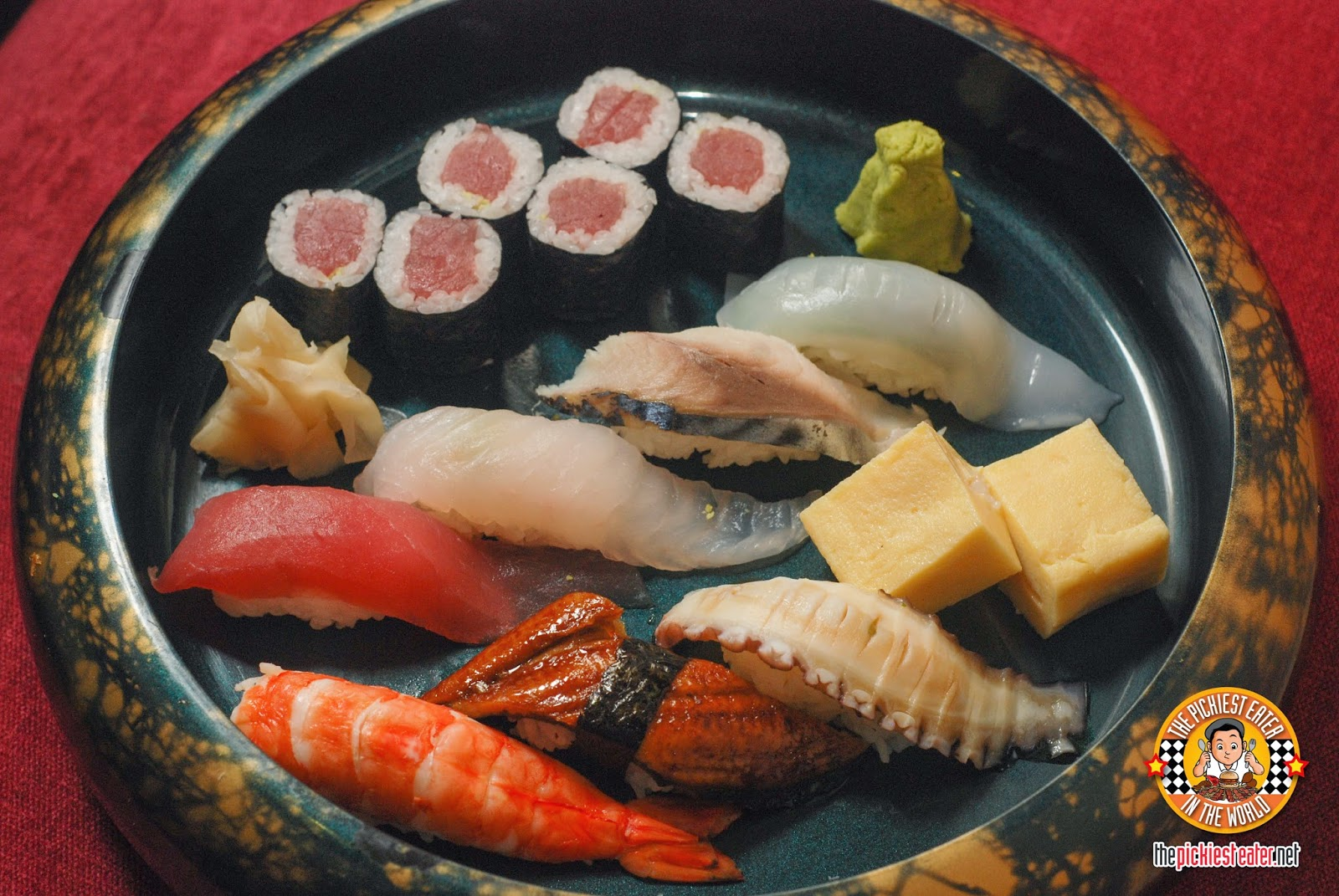 Take Nigiri Sushi