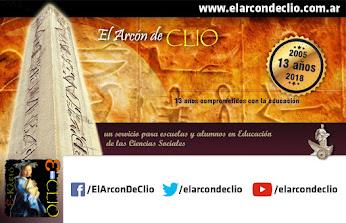 Sitio Educativo El Arcón de Clio