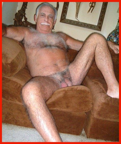 Grandpa hot naked picture