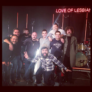 Love of Lesbian GIRA 2013