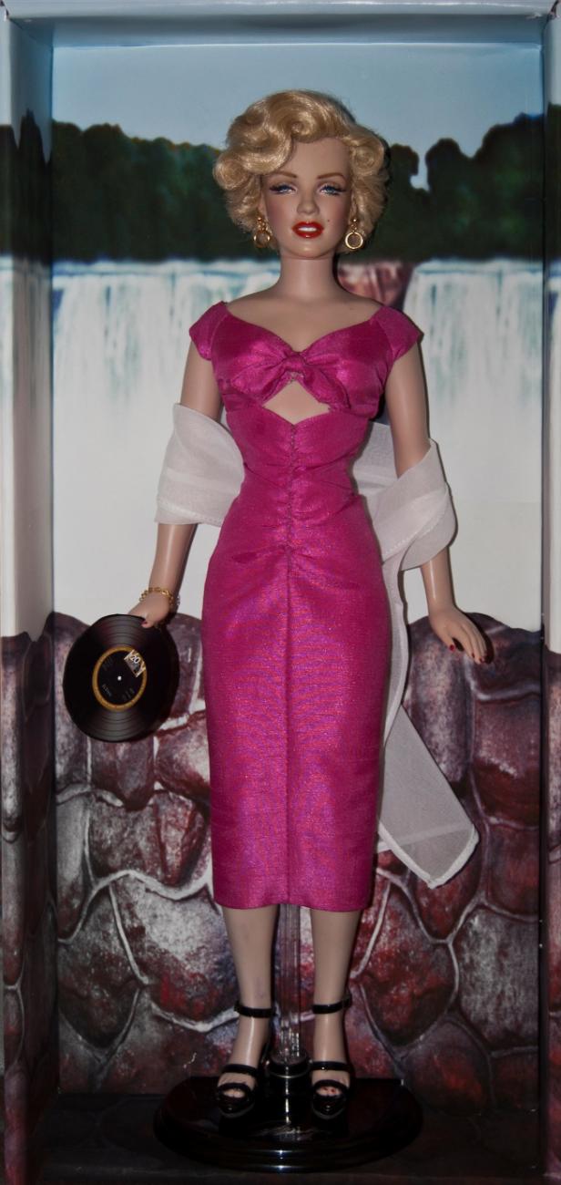 Kim Goodwin Marilyn In Niagara Doll Investment Banking