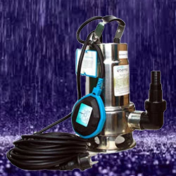 Kirloskar Clear Water Submersible Pump ETERNA 1300BW Online, India - Pumpkart.com
