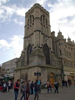 Torre de San Miguel de Gloucester