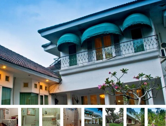 Srimanganti Guesthouse Beralamat Di Jalan PKP Raya Nomor 34 Cibubur Jakarta Ada 7 Kamar Yang Bisa Anda Dengan Fasilitas Menarik Seperti
