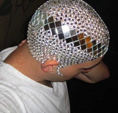 Look At This...: Blingy Head