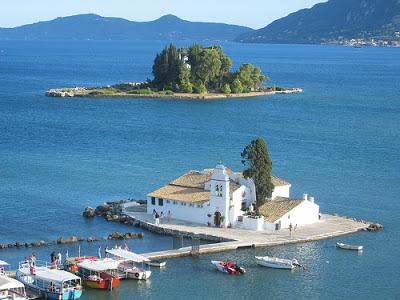 Isla Corfú - Grecia