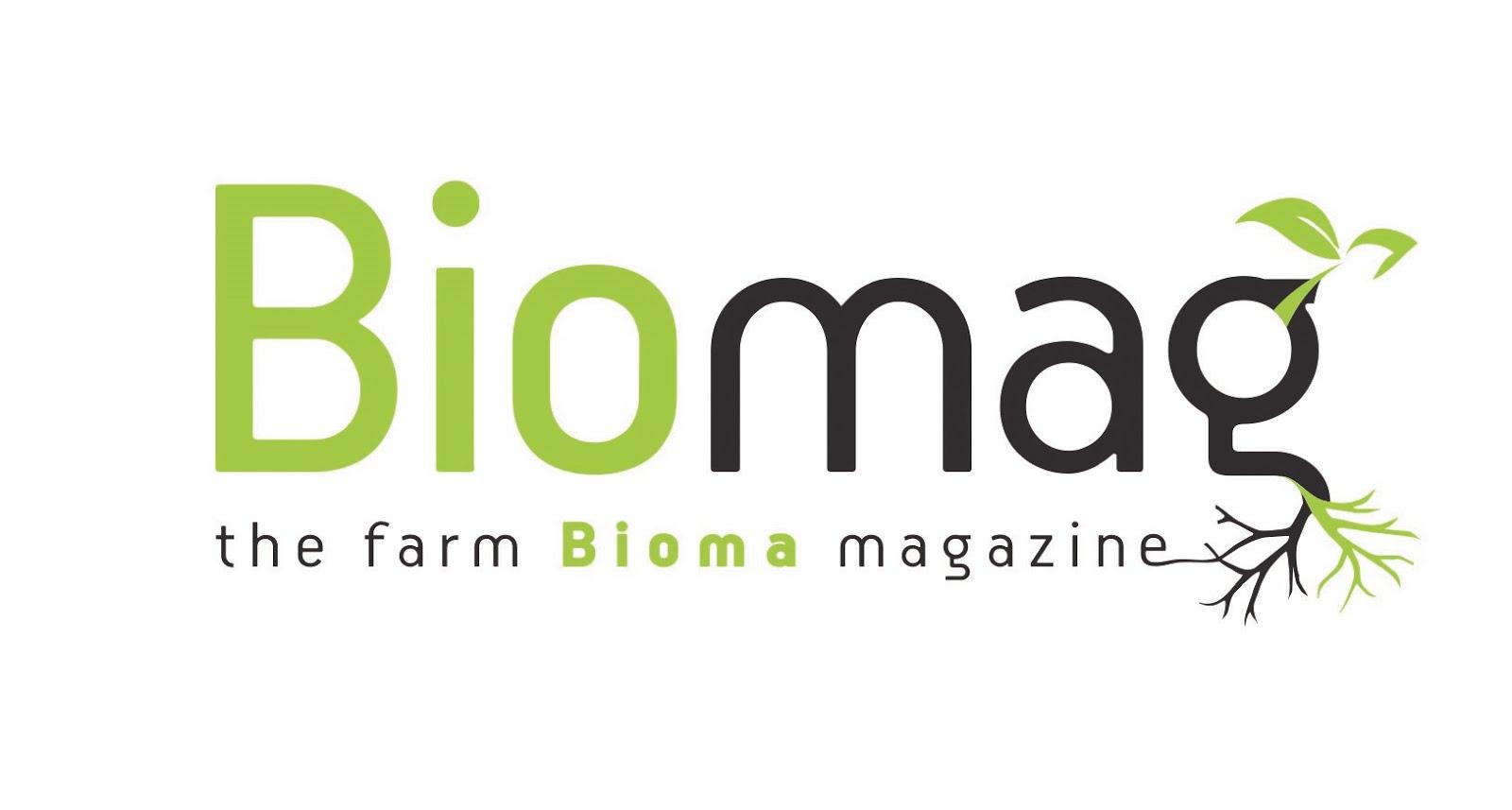 Biomag - το περιοδικό μας