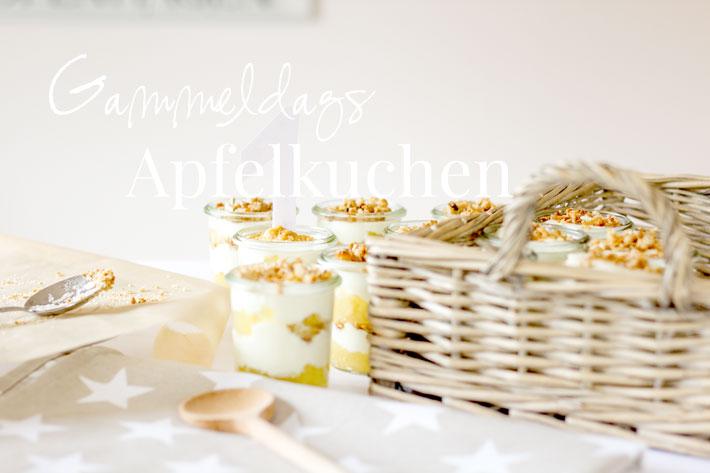 Amalie loves Denmark Gammeldags Apfelkuchen