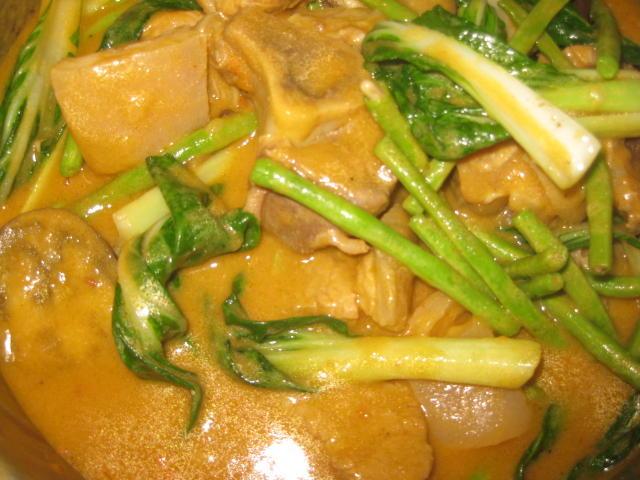 a filipino dish called kare kare essay
